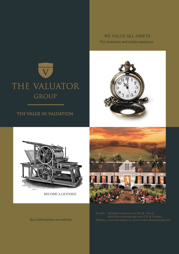 The Valuator Group - The Value in Valuation