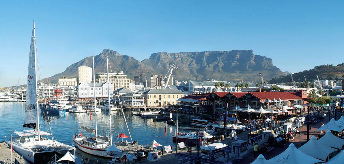 Cape Town - V&A Waterfront
